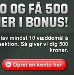 Få 2 gratis superligabilletter til kampen mellem FCK og FCM fra Unibet