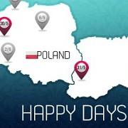 Happy Days på Unibet med daglige tilbud før EM 2012