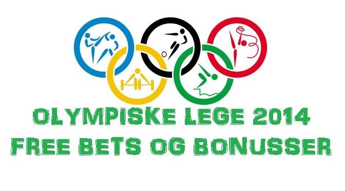 Bonusser og Freebets til OL 2014 i Sochi