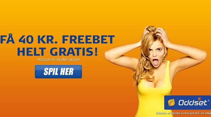 Scor et Danske Spil freebet helt gratis i denne uge!
